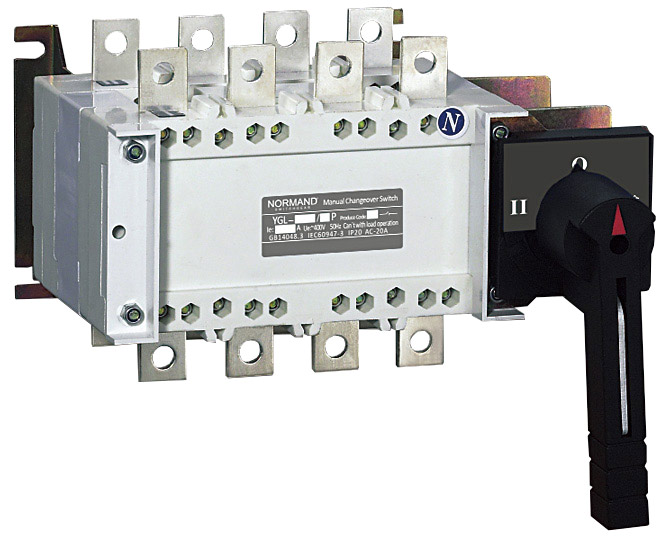 Automatic And Manual Changeover Transfer Switches Ats