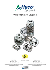 Huco Encoder Couplings