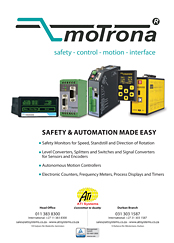 Motrona Control, Motion and Interface